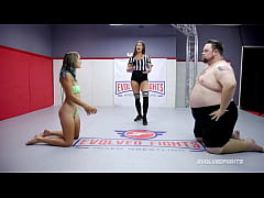 Mixed Wrestling Fight with Vinnie O'Neil wrestl...