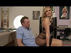 Sexy Blonde Strip Girl threesome Alexis Texas a...