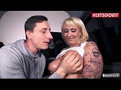 LETSDOEIT - German Hot BBW MILF Kitty Wilder Ta...