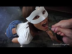 Morgan Crawls for Her Treat - Preview