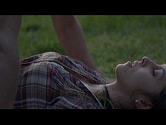 La zorra española Luna Ruiz follada en el bosque