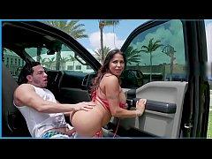 BANGBROS - Julianna Vega Loves to Fuck in Publi...
