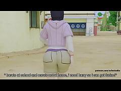Naruto 3D Episode 02 the main adult Hinata -  N...