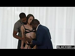 thumb blacked spoiled  rich girl cheats with two bbc ts with two bbc ts with two bbcs