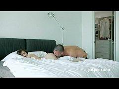 Hot morning sex brings multiple orgasms
