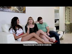 BadMILF - Jealous Stepmom Fucking Stepson And H...