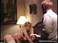 Classic porn star Missy gets hard anal sex