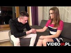 Polskie porno - Niespodzianka dla mojej dziewczyny