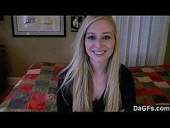 Dagfs - Tight Blonde Babe Screams During Doggy ...