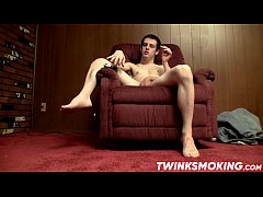 Brian smokes and strips down to get to work on ...