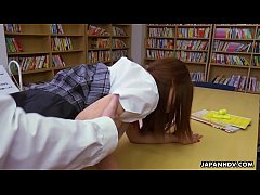 Clip sex Japanese schoolgal, Misaki Asuka got fucked, uncensored