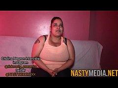 Big tit Latina Cristina Negron