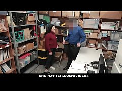 ShopLyfter - Teen Gets Humiliated By LP Officer...