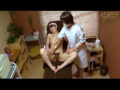 GoGo Massage: She's Reluctant to Cum from a Toy