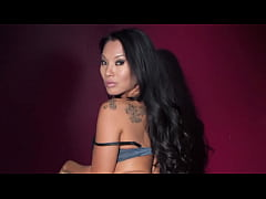 Asian hotties Lana Violet and Jessica Bangkok fuck