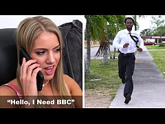 BANGBROS - Candice Dare Kicks Boyfriend Out, Or...