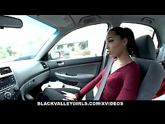 BlackValleyGirls - Ebony Alexis Tae Sucks And F...