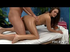 Sexy 18 year old hot whore gets drilled hard by...