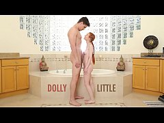 a. ME - Redhead Teen Dolly Little Gets Ravaged ...