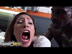 BANGBROS - Young Jade Jantzen Craves The Mechan...