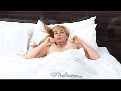 HD PureMature - Sasha Seans man has hot plans f...