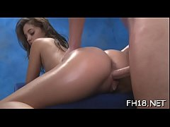 Cute 18 year old cutie gets drilled hard by her...