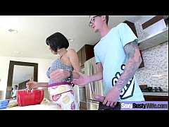 Hard Style Banged On Cam With Big Melon Tits Ho...