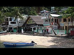 Buck Wild Shows Sabang Beach Puerto Galera Phil...