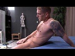 ActiveDuty - Mature Military Hunk Strokes His B...