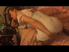 T&A 410 - Clothedsex Girl in Satin Pants Linger...