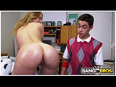 BANGBROS - Juan El Caballo Loco Goes To College...