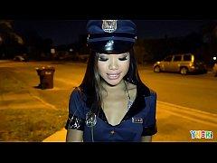 YNGR - Asian Teen Vina Sky Fucked On Halloween