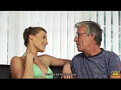 DADDY4K. Guy catches girlfriend and dad having ...