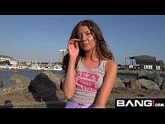 Elena Koshka Amateur Teen Gets Off In Public & ...