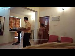 Desi Bhabhi Hotel Nude Flash