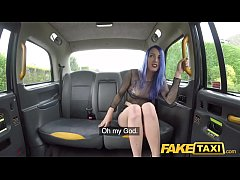 Fake Taxi Spanish chick Liz Rainbow loves anal ...