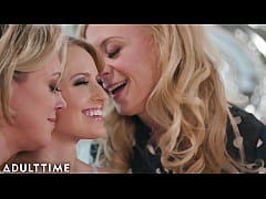 ADULT TIME Step-Lesbians Pass Down Sexual Knowl...