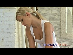 Massage Rooms Silky skin on skin young lesbian ...