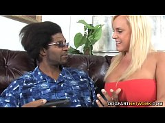 Alexis Golden Wants Anal With Big Black Cock