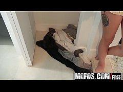 Mofos - Pervs On Patrol - Cute Brunette Fucks P...
