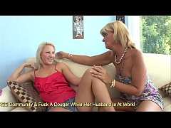 Mature Old Bitty Slides Her Fingers Inside A Sw...