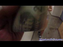 Pov teen spunk for cash