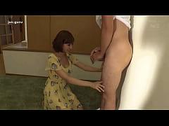 Japansk mann jævla kone venn mens kona hans lag...