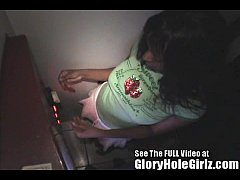 Ebony Cameron Fucks & Sucks White Cocks At A Local Tampa Gloryhole!