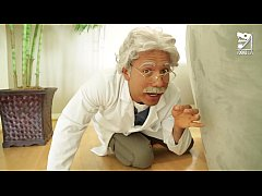 Hot house wife tries Evert Geinstein tea to fuc...