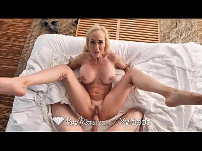 PUREMATURE Mature Brandi Love Gets Sex Therapy ...