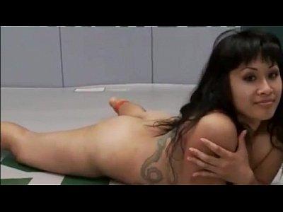 Dia Zerva vin and fucks Dragon Lilly very hard