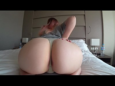 Young cousin with big ass fucks passionately