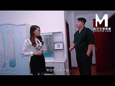 【国产】麻豆传媒作品/MD-0129房屋中介的私家卖房...
