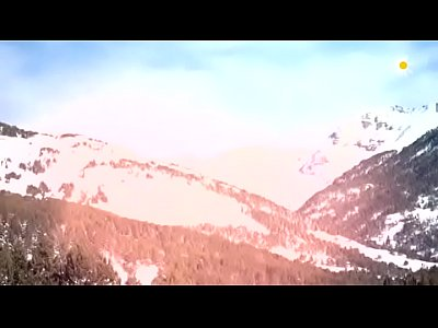 Ella Hughes - Snowbunnies interracial SOFTCORE